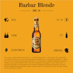 Barbar-Blonde